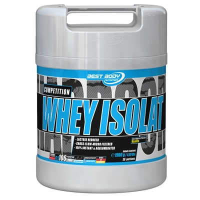 Best Body Competition Whey Isolate
