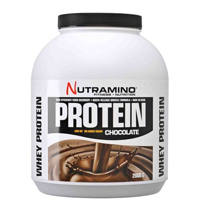 Nutramino Protein test
