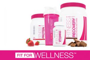Proteinpulver til kvinder fit for wellness