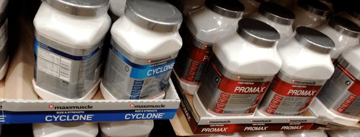 proteinpulver vaegttab