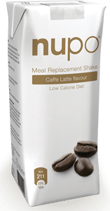 nupo meal replacement proteindrikke