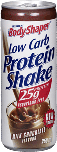 proteindrikke weider low carb