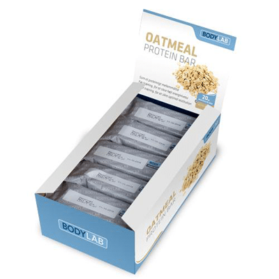 Bodylab Oatmeal Bar
