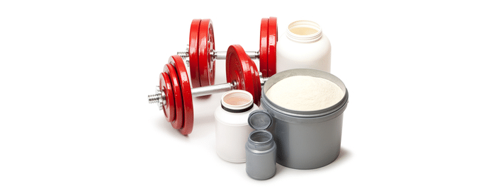 Weight Gainer Pulver